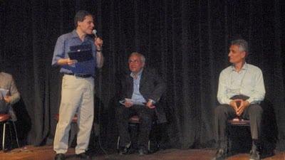 Carlos Rosa em evento da FEXERJ