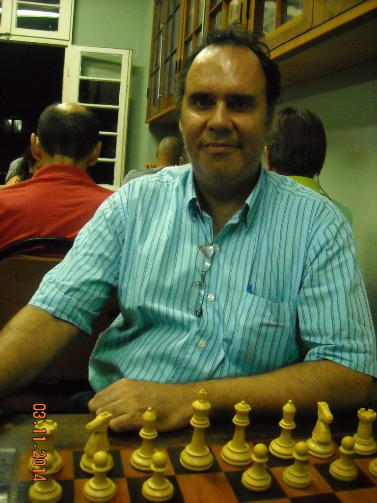 David Rabello  - HSCER - Rating 1811