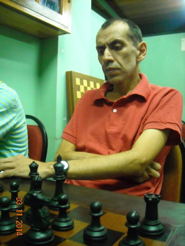 José Chauca  - ALEX - Federação Peruana de Xadrez - Rating 2097