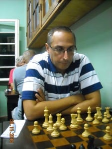 """Candidate Master"" Raimondo Bottari – ALEX – Federação Italiana de Xadrez – Rating 2138"