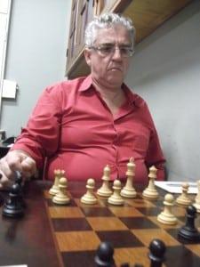 Diretor da prova, o alexano Álvaro Frota, rating 2015, também participará do torneio.
