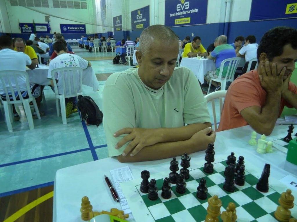 Cláide Barros ficou em sexuagésimo terceiro lugar, com dois pontos.