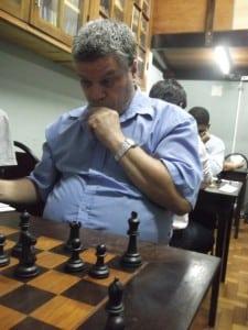 Sérgio Murilo, muitas vezes campeão dos Internos da ALEX