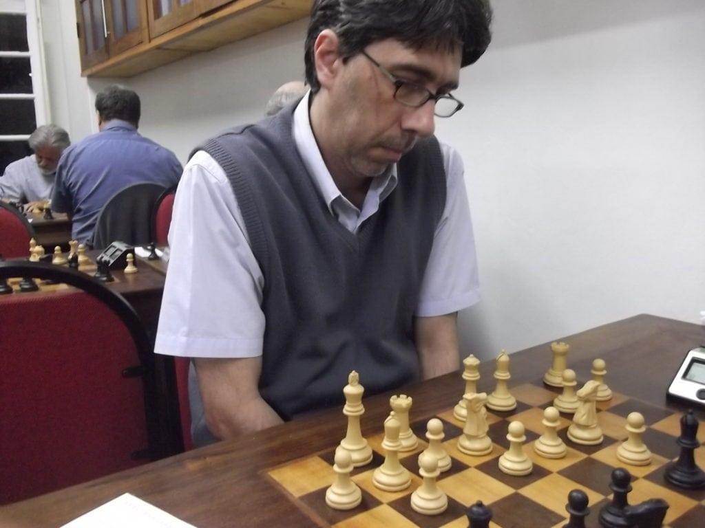 FIDE Master Carlos Fontes