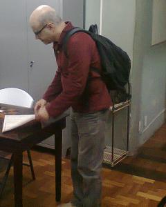 José Carlos Mesquita, Diretor da ALEX, rating 2004