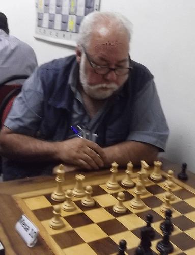 Henrique Mangini, apaixonado pelo Xadrez, é o nono enxadrista a se inscrever!