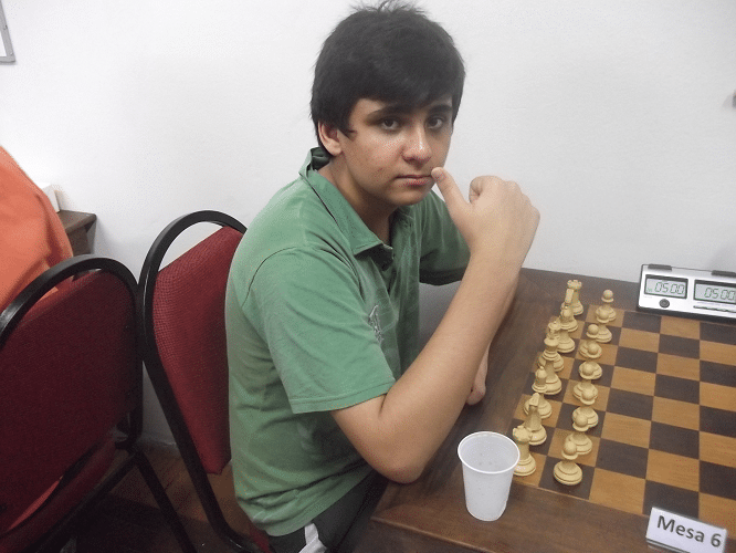 O moço Eduardo Galvão Barboza está de volta aos tabuleiros! A ALEX o saúda em seu retorno!