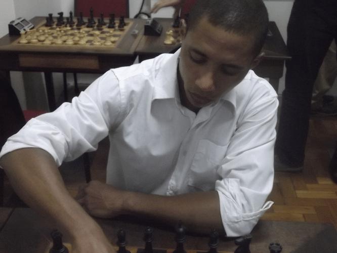 O sempre combativo Thiago Azevedo ficou em décimo segundo lugar!