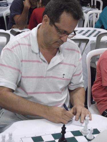 Fernando Madeu federado pelo Tijuca Tênis Clube