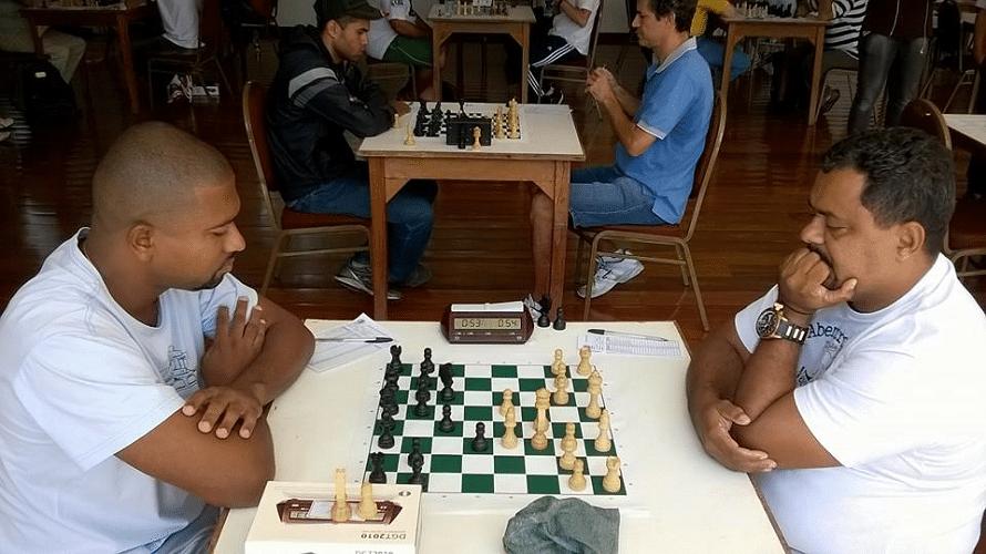 Os alexanos Carlos Henrique Luz da Costa e Rômulo Miranda Souza se enfrentaram na terceira rodada. Carlos Henrique fez 4 pontos em 6 possíveis e ficou em sétimo lugar no Campeonato e Rômulo fez 2 pontos e e ficou  em 27º.