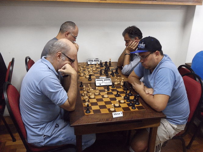 José Carlos Mesquita vs Sérgio Patrício e Diógenes Suza vs Marcelo Santos Silva