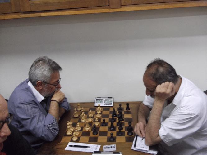 Marcos Diaz enfrentando Juarez Lima