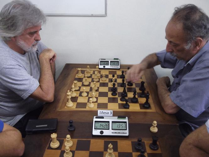 1a rodada - Luiz Alberto da Luz vs Juarez Lima