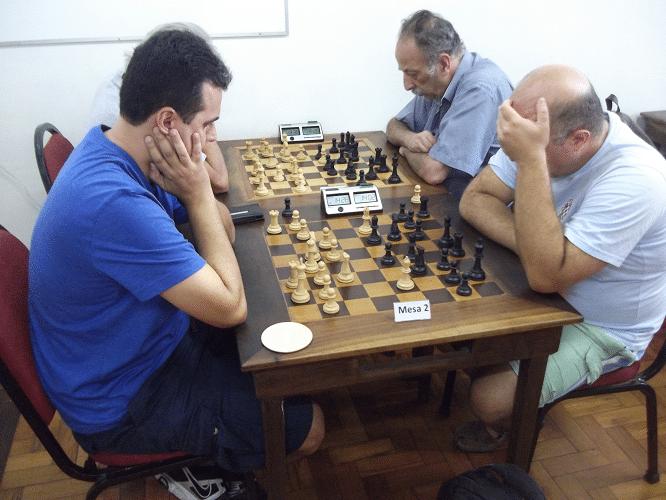 1a rodada - Luiz Estevão  vs Tarcísio Leite