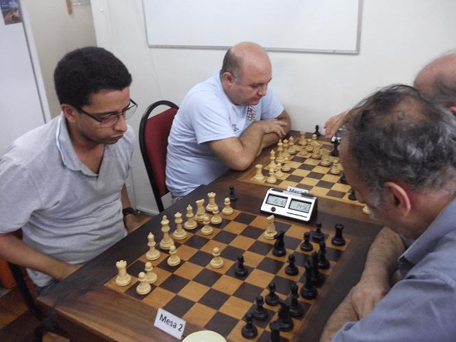 Terceira rodada - Juan Pablo e Tarcísio vs Juarez Lima e Rolim