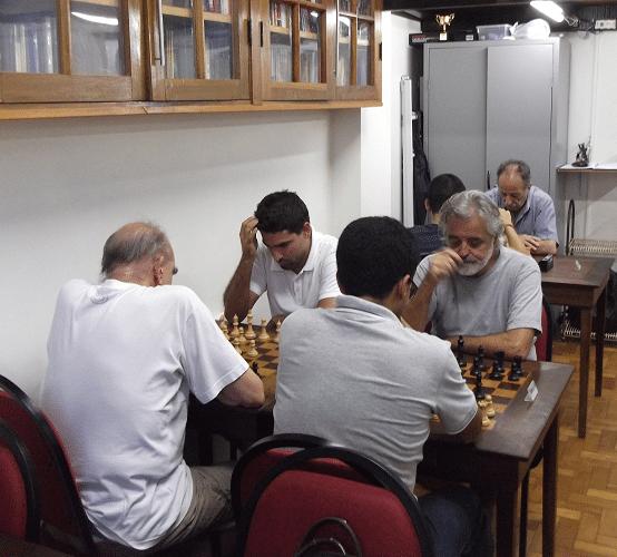 5a rodada - Carlos Rolim e Juan Pablo vs Ricardo Faria e Luiz Alberto