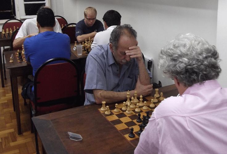 6a rodada - Juarez Lima vs Álvaro Frota Rolim e Weibul vs Estevão e Faria