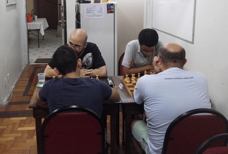 6a rodada - Tarcísio e Rueda vs Juan Pablo e Werner