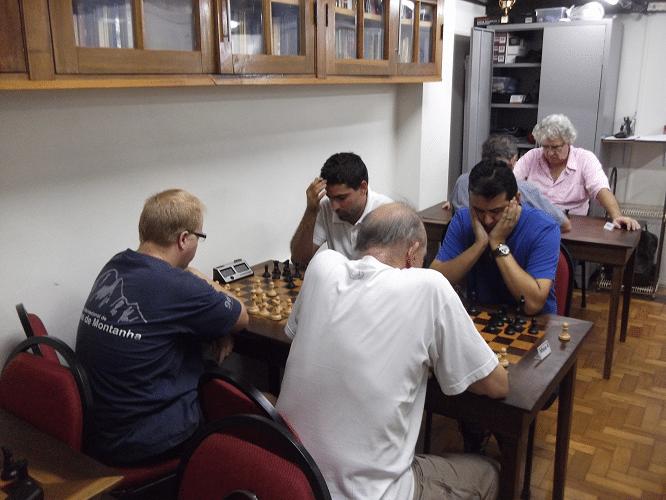 6a rodada - Weibul e Rolim vs Faria e Estevão