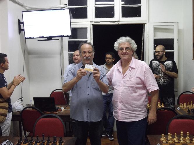 Premiação - Juarez Lima Vice Campeão