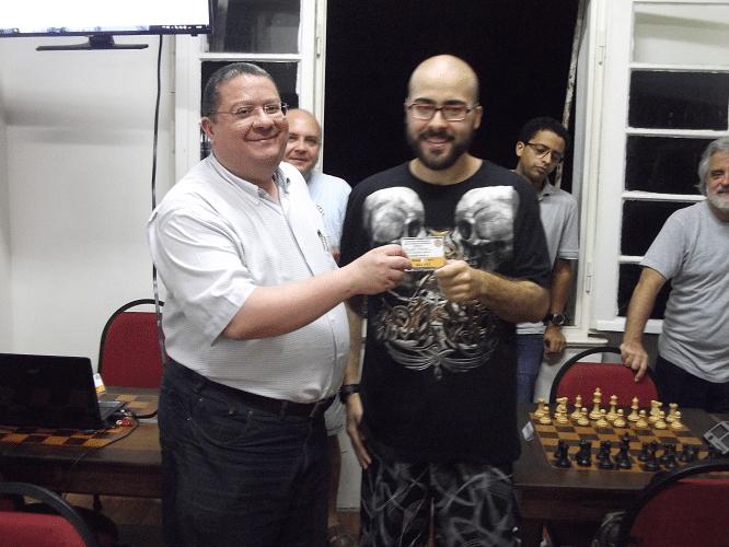 Premiação - Renato Werner Campeão Geral