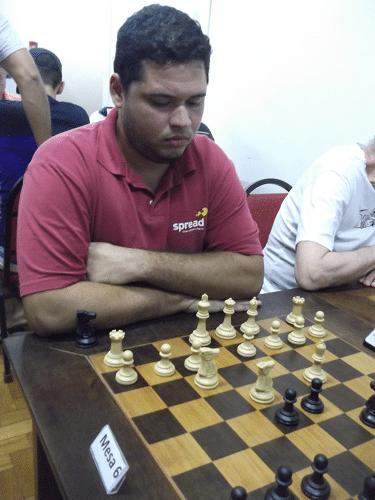 Rodrigo Alves Vieira, o mais novo associado da ALEX