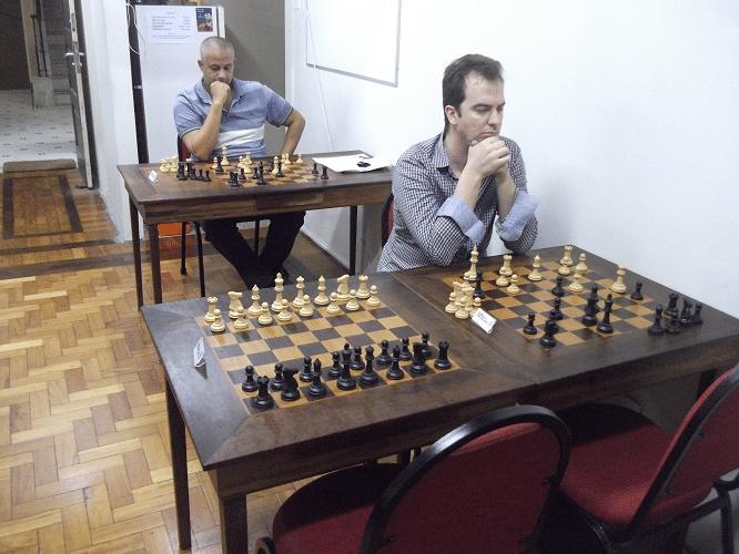 Claide Barros Teixeira e Antônio Pinon
