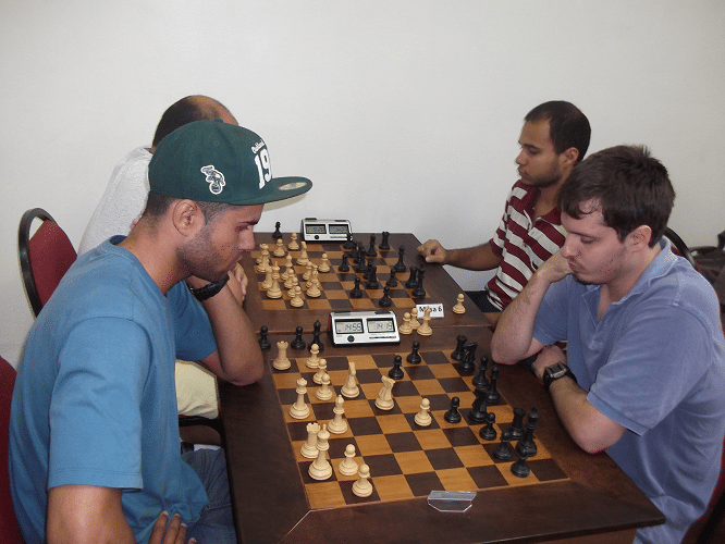 Leandro Espínola vs Leo Ramos Simões - Sérgio Patrício vs Jonatan Rodrigues Silva