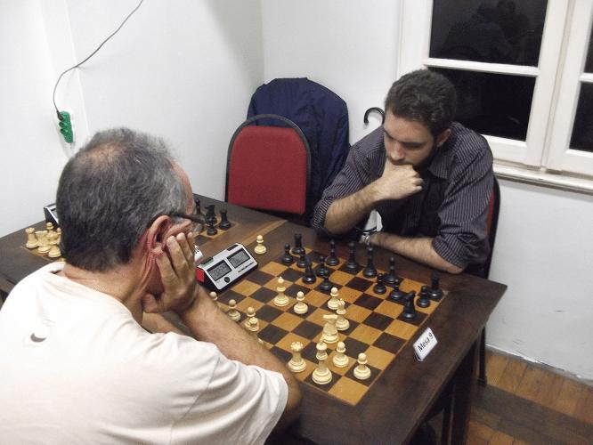 2ª rodada - Diógenes Labre vs Micael Nascimento 1-0