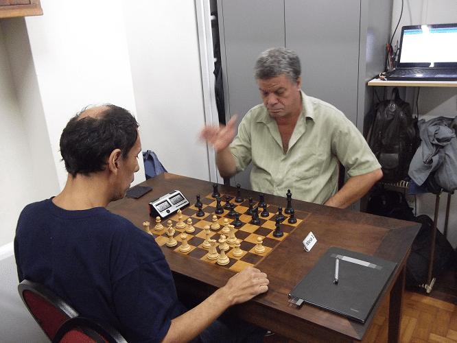 7ª rodada - José Luís Chauca vs Sérgio Murilo 1-0