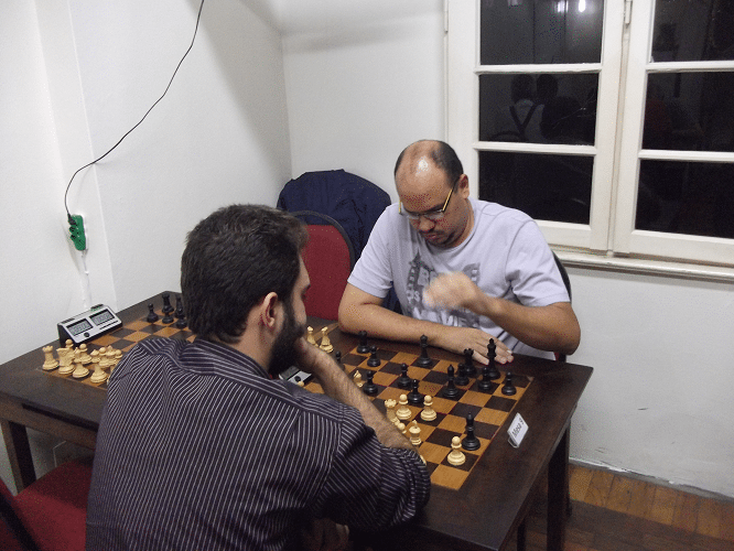 8ª rodada - Micael Nascimento vs Sérgio Patrício 0-1