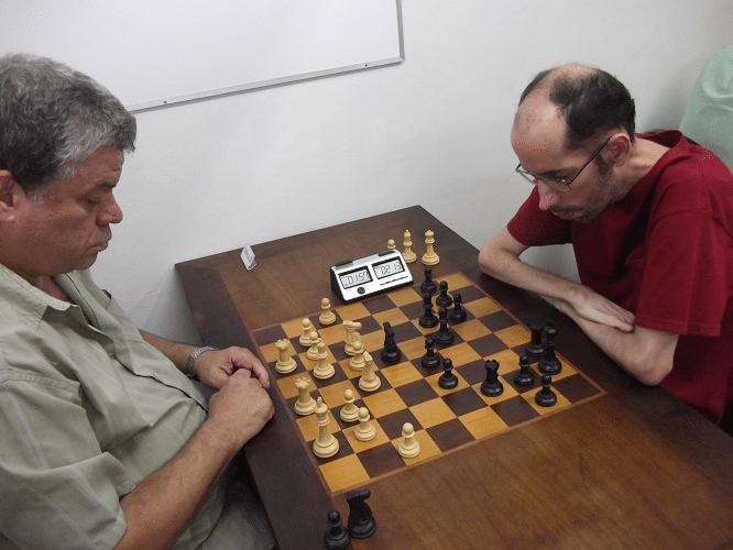 8ª rodada - Sérgio Murilo vs Marlen Moura 1-0