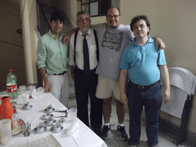 Boca Livre - Frederico Argolo - Marcos Dias - Sérgio Patrício - Marcelo Einhorn