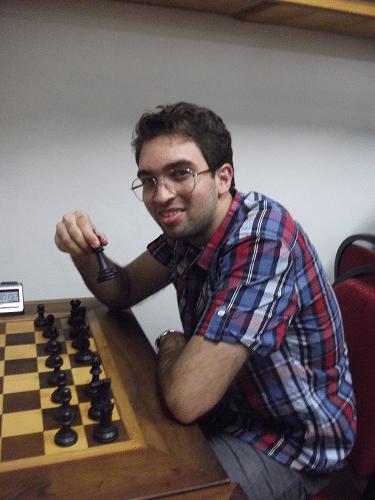 Micael Nascimento, ainda sem rating , federado pela ALEX, fez 2 pontos e ficou na 18ª classificação