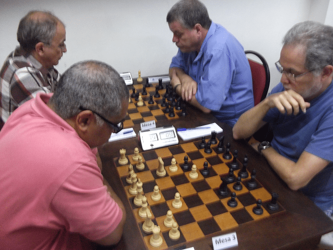 Nei Jorge Rodrigues venceu Emmanuel Pereira e Eduardo Ribeiro Gomes perdeu de Sérgio Murilo