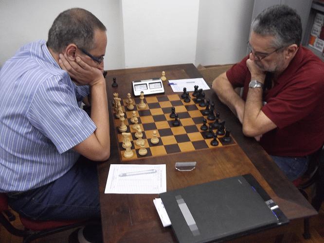 Raimondo Bottari venceu Luiz Sérgio Tiomno