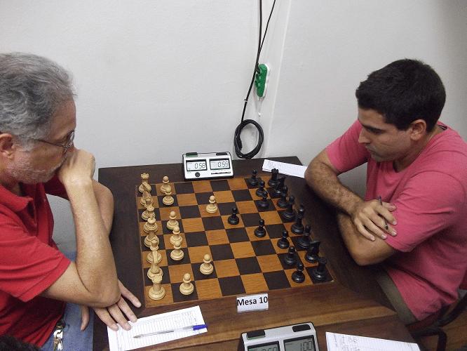 Emmanuel Pereira perdeu de Daniel Faria