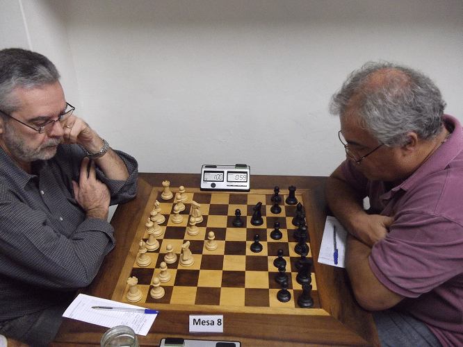 Luiz Sérgio Tiomno venceu Paulo Ricardo Paiva