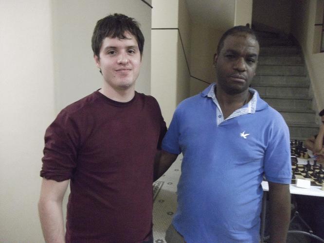 Leo Ramos Simões e José Carlos Moreira