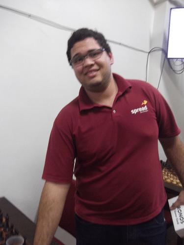 20º lugar - Rodrigo Alves Vieira