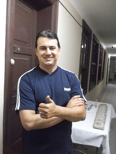 4º lugar - Estevão Luiz Soares