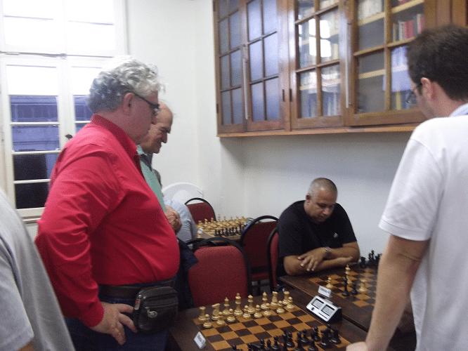 Claide Barros venceu Guilherme Von Calmbach