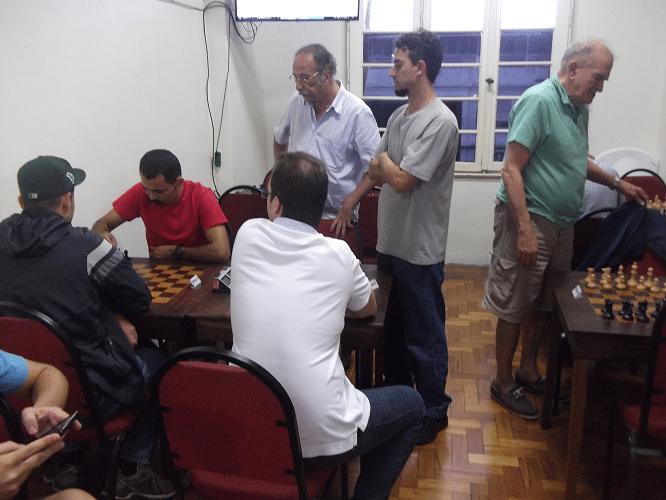 Leandro Espínola perdeu para Flávio Almeida