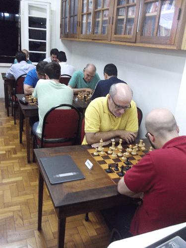 Partidas da 3ª rodada - José Carlos Mesquita vs Renato Werner