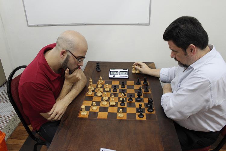 Partidas da 6ª rodada - Renato Werner vs Antonio Padua