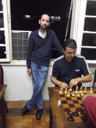Plantel - Marlen Moura e Estevão Luiz Soares