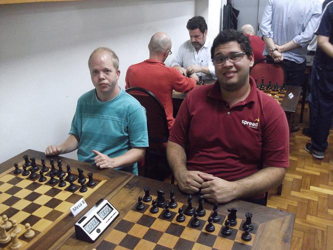 Plantel - Oscar Weibull e Rodrigo Alves Vieira