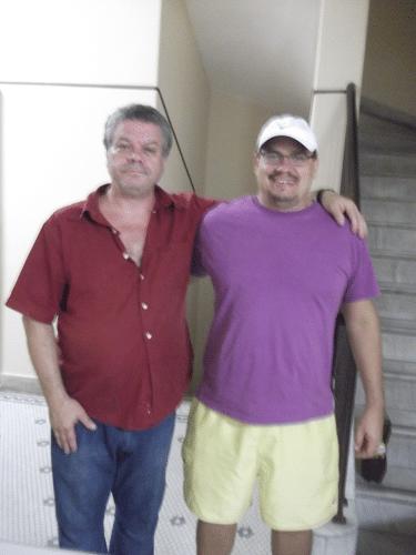 Plantel - Sérgio Murilo e Sérgio Patrício