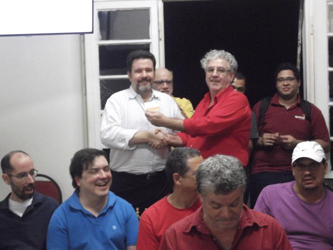 Premiação - Antonio Padua