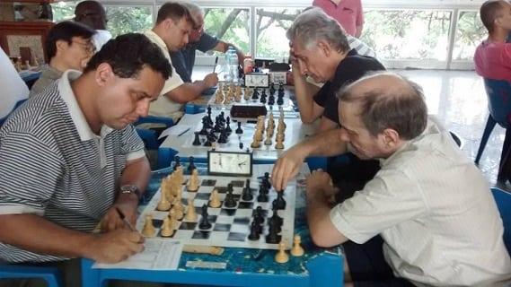 0 Equipe A - Hilton Rios e Alberto Mascarenhas